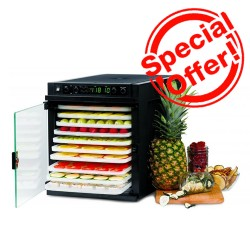 OFFERTA SPECIALE 2017! ESSICCATORE TRIBEST MOD. SEDONA EXPRESS BPA FREE