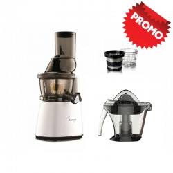 ESTRATTORE KUVINGS WHOLE SLOW JUICER WHITE