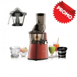 ESTRATTORE KUVINGS WHOLE SLOW JUICER RED