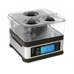 VAPORIERA 3 COMPARTI INTELLISTEAM MORPHY RICHARDS