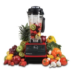 FRULLATORE VITAMIX TNC 5200 RED